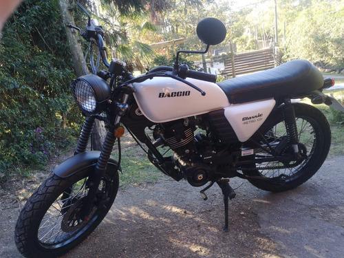 Baccio Classic Retro 125 Cc.