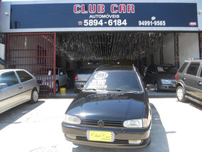 Volkswagen Parati 1.8 Mi Club 8v Gasolina 2p Manual