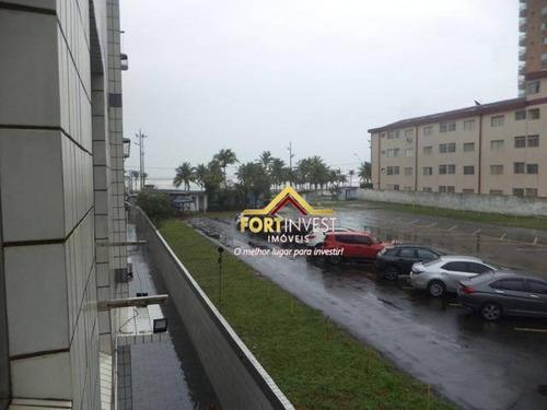 Kitnet Com 1 Dormitório À Venda, 32 M² Por R$ 145.000,00 - Boqueirão - Praia Grande/sp - Kn0044