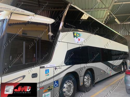 Paradiso New G7 Dd Ano 2018 Scania K440 Jm Cod.1268