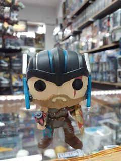 Funko Pop Marvel Thor Ragnarok #247 Collector Corps