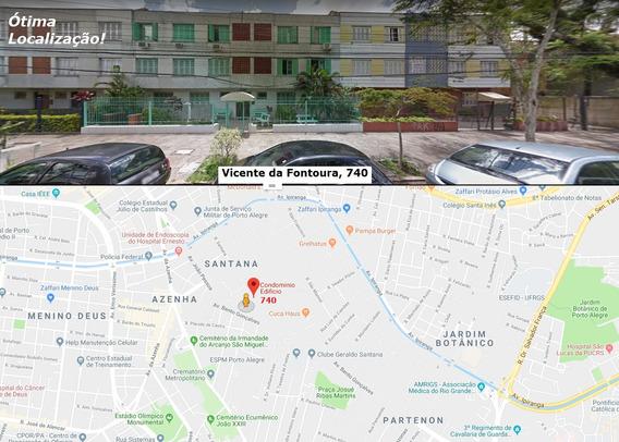 B.a.i.t.a. Apto Jk 1d Santana Financia Caixa Porto Alegre