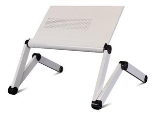 Mesa Portatil Laptop Plegable Recamara Sala Furinno K6-bk