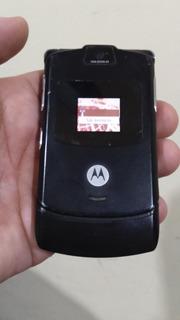 Celular Motorola Rarz V3 Libre De Operador