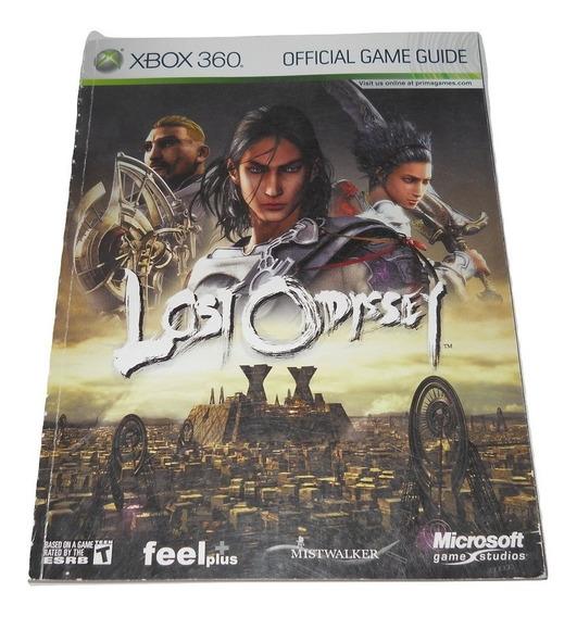 Lost Odyssey Guia De Estrategia Prima Xbox 360 +++