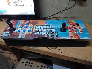 Tablero Arcade Pandora Box 2 Jugadores