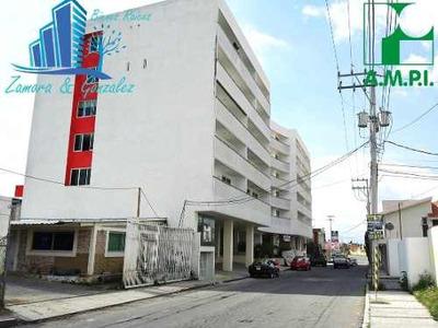 Departamento Amueblado Renta, Camino Real A Cholula Zona Udl