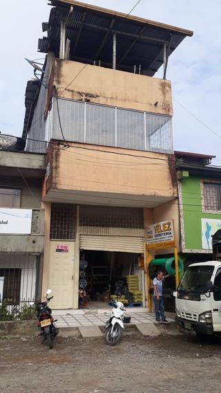 Se Vende Edificio En Quibdo Sector Tomas Perez
