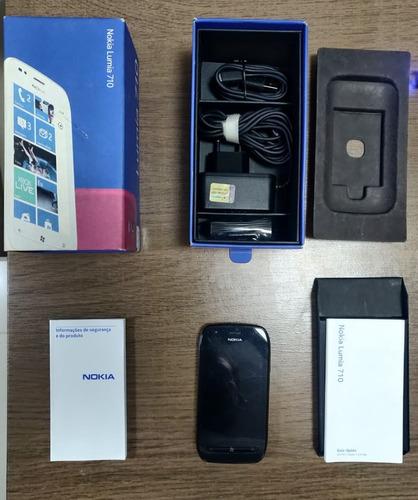 Celular Nokia Lumia 710 8gb Câmera 5mp Rm-809 Vitrine