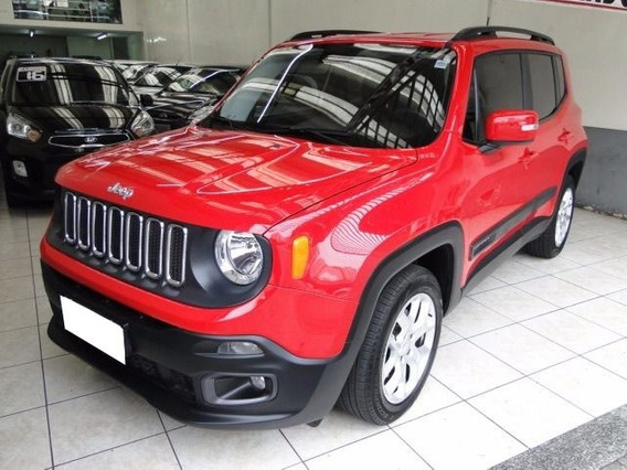 Jeep Renegade 1.8 Longitude 16v Flex 4p Aut. 2016