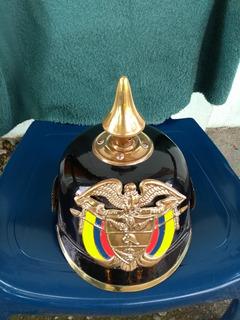 Casco Militar O Del Ejército De Colombia (de Picacho)