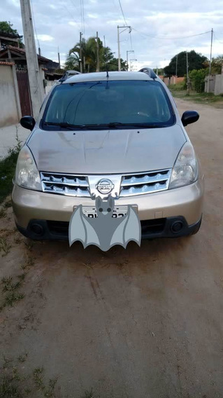 Nissan Grand Livina 1.8 Flex Aut. 5p 2010