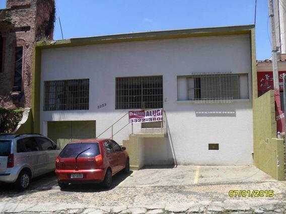 Casa Para Alugar, 180 M² Por R$ 3.500,00/mês - Vila Itapura - Campinas/sp - Ca3835