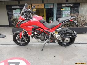 Ducati Touring Multistrada R 1200cc