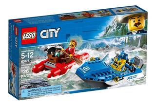Lego® City - Huida Por Aguas Salvajes (60176)
