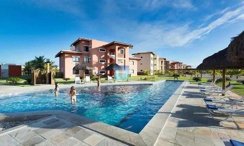 Apartamento Com 4 Dorms, Praia Do Forte, Mata De São João - R$ 1.2 Mi, Cod: 68496 - V68496