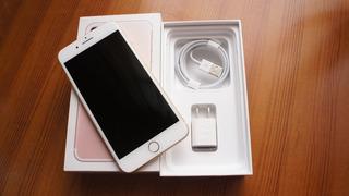 iPhone 7 Plus De 32gb Dorado Nuevo Cambio O Vendo