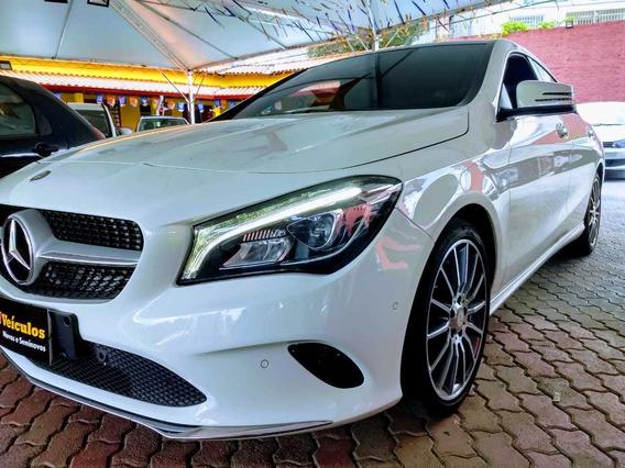 Mercedes Cla 200 Vision 1.6 Flex Turbo Automatico