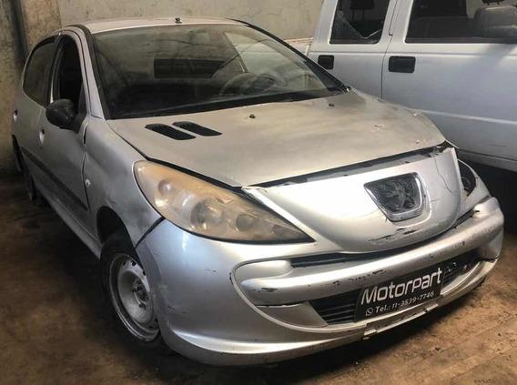 Peugeot 207 Compact 1.4 N No Chocado Con Faltantes Al Dia