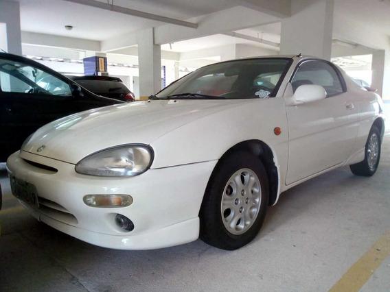 Mazda Mx3 95 Original 61 Mil Km Raridade R$24.000,00 Branco
