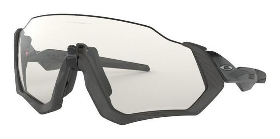 Lentes Oakley Flight Jacket Fotocromatico Ciclismo Correr