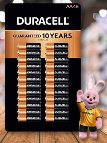Baterías Duracell Aa