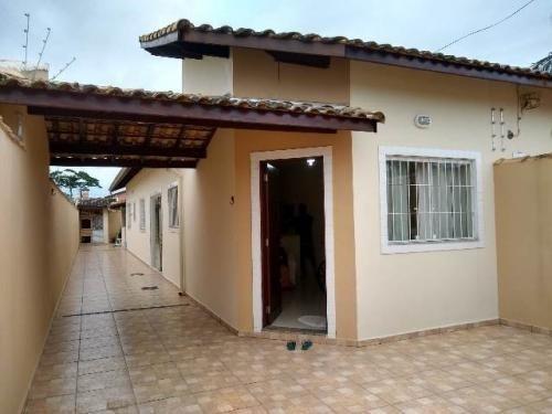 Imagem 1 de 14 de Ótima Casa À Venda No Jardim Guacira - Itanhaém 5401 | Sanm