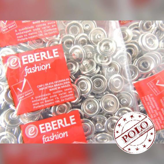 Botão De Pressão Eberle Bt7.095.35.l + Matriz (200 Unid.)