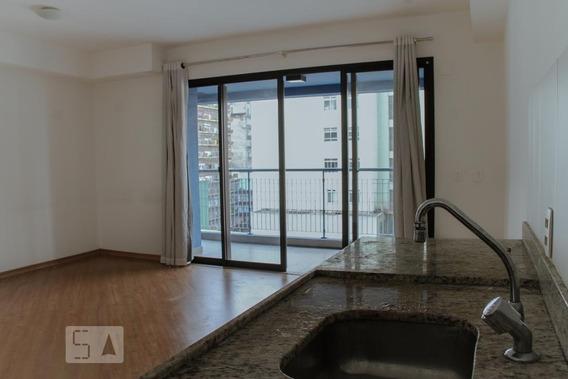 Apartamento Para Aluguel - Bela Vista, 1 Quarto, 36 - 893093381