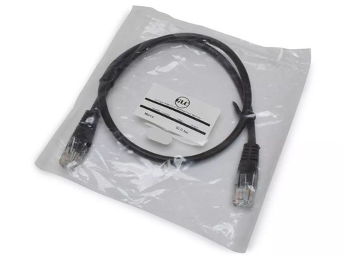 Cable De Red Utp Rj45 Patchcord 60 Cm 2 Pies Cat5e Glc
