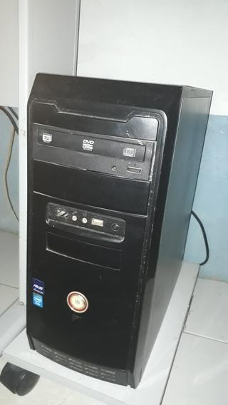 Computador/pc Barato E Conservado, Com Mouse E Teclado Gamer