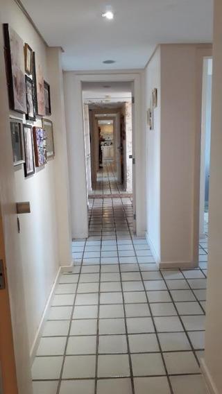 Apartamento Em Tirol, Natal/rn De 179m² 4 Quartos À Venda Por R$ 430.000,00 - Ap399309