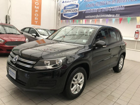 Volkswagen Tiguan 1.4 L4/1.4/t Aut
