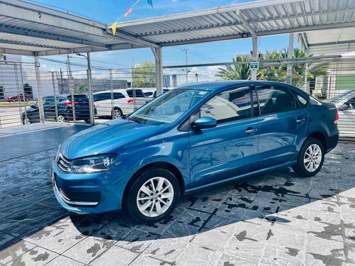 Imagen 1 de 12 de Volkswagen Vento 2018 1.6 Confortline Mt