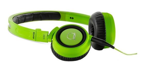 Audífonos Akg Q460, Diadema Verde
