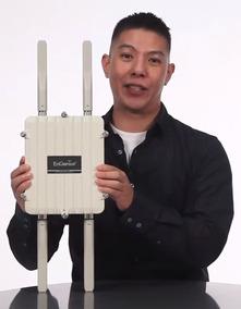 Radio Engenius Dual Melhor Que Airfiber Unifi Omnitik Rocket