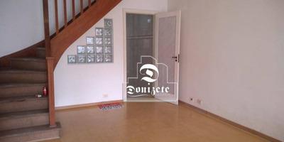 Sobrado Com 3 Dormitórios À Venda, 118 M² Por R$ 350.000 - Vila Assunção - Santo André/sp - So2488