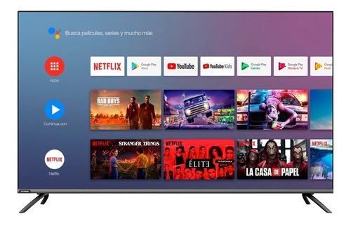 Imagen 1 de 9 de Televisor Hyundai 50 Smart 4k Android By Google