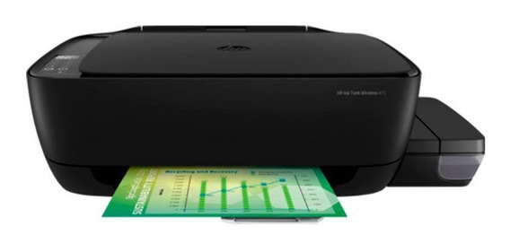 Impressora Hp 415 Multifuncional Wireles Ink Tank All-in-one