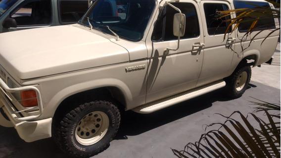 Chevrolet Veraneio Custom D20 Intercooler Nova Cor