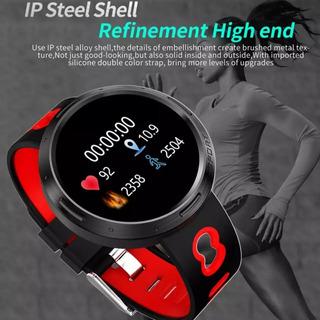Relógio Smartwatch Finow M58 Android Ios Pronta Entrega