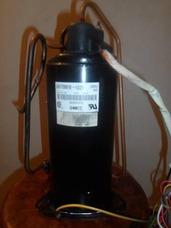 Compresor Rotativo De 18000 Btu- 220-v