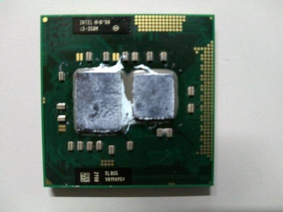 Processador Notebook Intel Core I3 350m 2.26ghz 1ª Geração