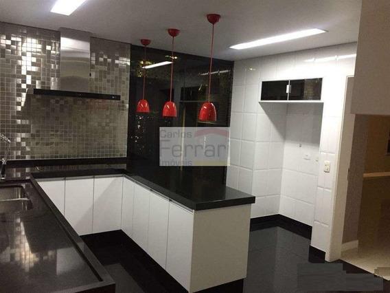 Belíssimo Apartamento !!! - Cf6938