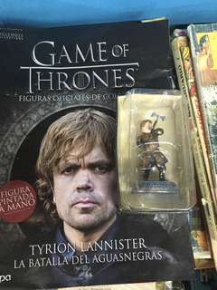 Colección Game Of Thrones Tyron Lannister La Nacion