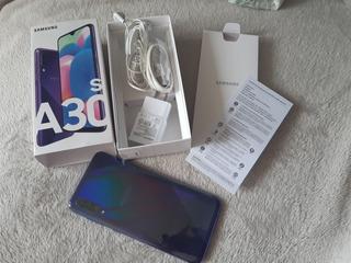 Celular Smartphone Samsung Galaxy A30s Violeta 6.4 Gb 4g Lte