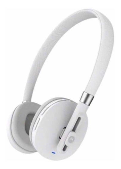Fone De Ouvido Bluetooth Moto Pulse Branco
