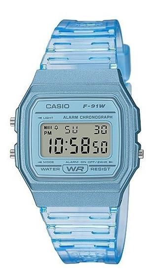 Reloj Casio Core F-91ws