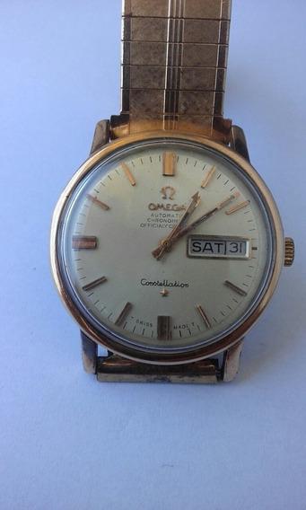 Relógio Omega Automatic Chronometre (998j)