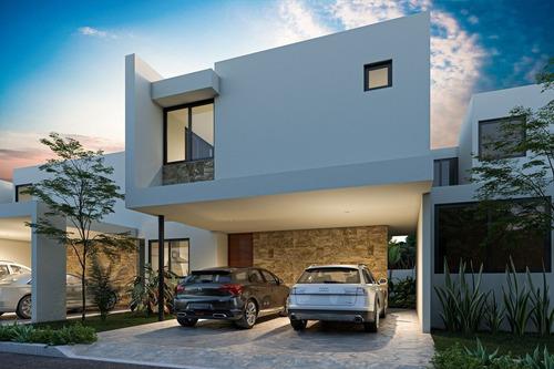Imagen 1 de 9 de Casas Preventa Conkal Savara Residencial Merida Mod Areca